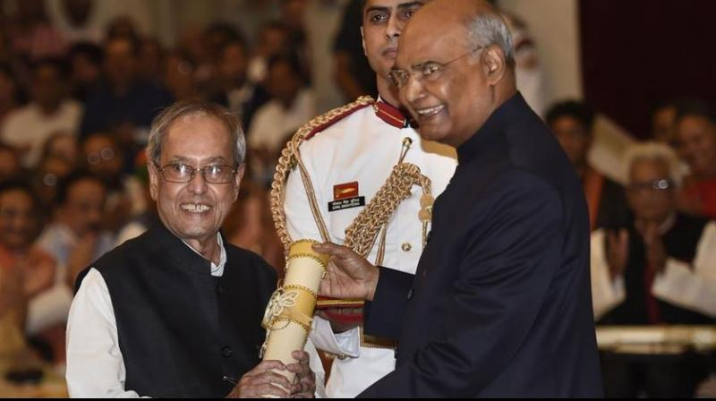 Mukherjee served as India's 13th President from 2012-2017, but prior to his election to the post, Mukherjee also served as the Union Finance Minister from 2009 to 2012. (Photo: PTI)