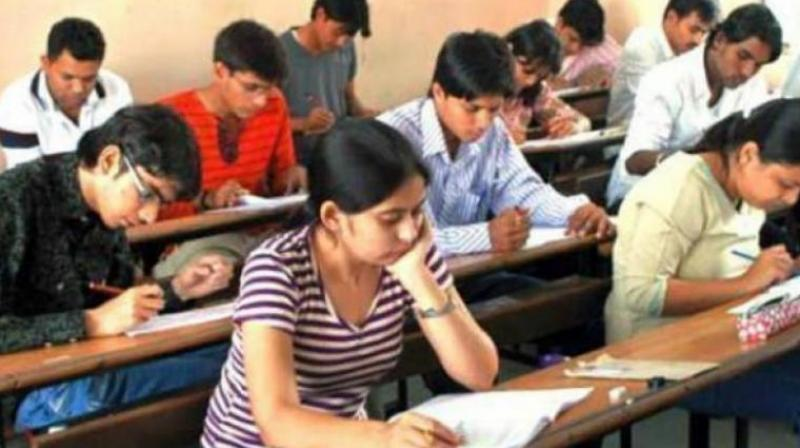 This year 1.5 lakh students have applied for the exam of whom20,000 students are from the cyclone-affected region. (Representation image)
