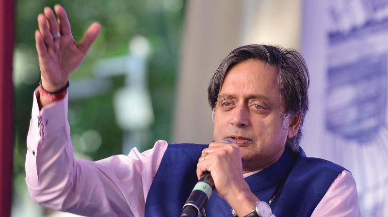 Tharoor said the ruling party in the state and the govt acted in haste to push through implementation of SC verdict without adequately involving and consulting all stakeholders. (Photo: File/DC)