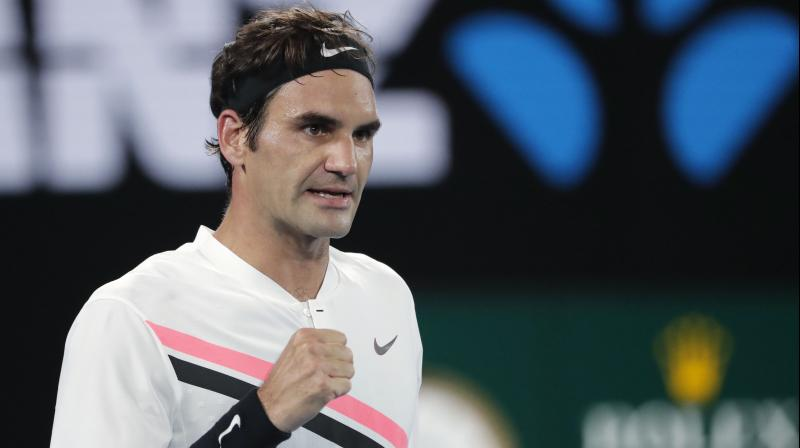 Swiss tennis legend Roger Federer cruised to his sixth Australian Open title triumph after a thrilling win in an epic five-set final against Croatia Marin Cilic. (Photo: AP)