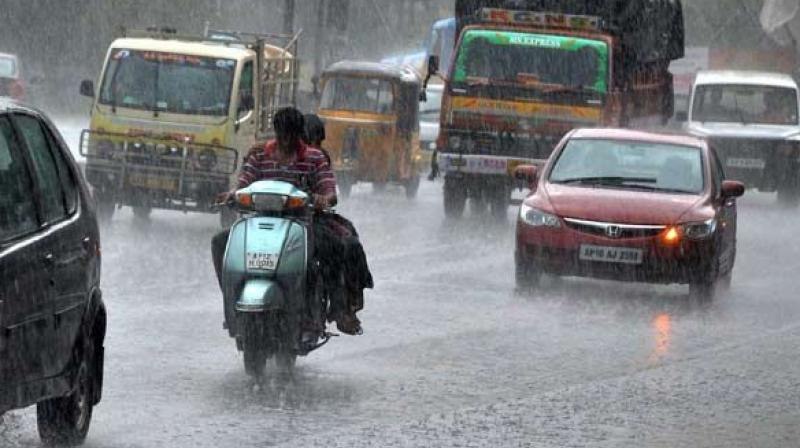 IMD Issues Warning For New Delhi And Haryana