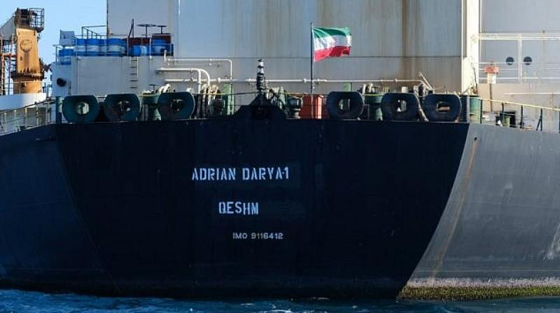 Iran had been locked in a high-seas standoff with US ally Britain. (Photo: AFP)