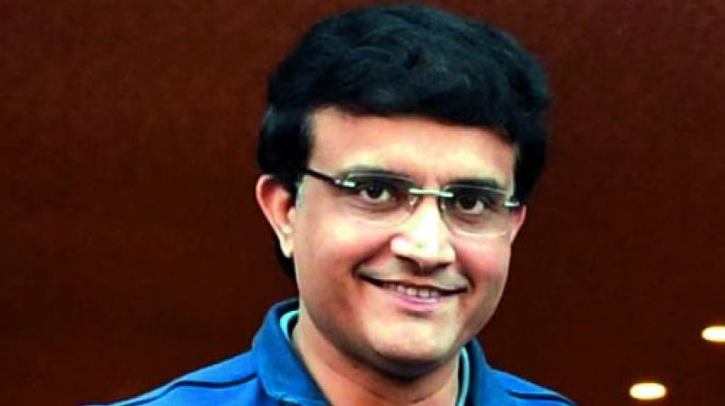 Ganguly, better known as 'Dada' in the cricket fraternity, has always been appreciated for his efforts in building the Indian team and nurturing young talents under his captaincy. (Photo: File)