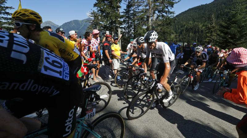 Dumoulin down to his last chance in Tour de France