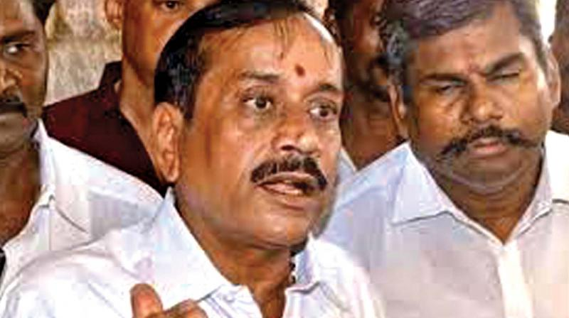 H. Raja who rushed to Delhi on Wednesday apologised for his Facebook post on social reformer Periyar (E. V. Ramasamy), which created a storm in Tamil Nadu.