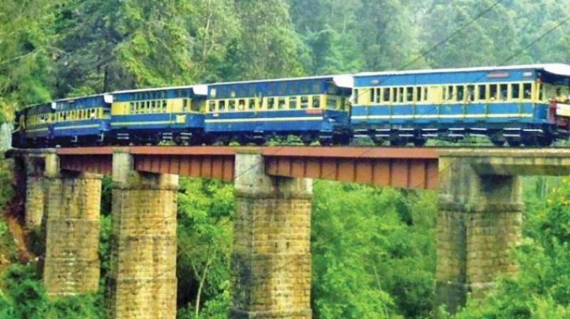 The Southern Railway administration is on the verge of introducing chartered train and additional/special train services in the famed Nilgiri Mountain Railway (NMR), a World Heritage Site.