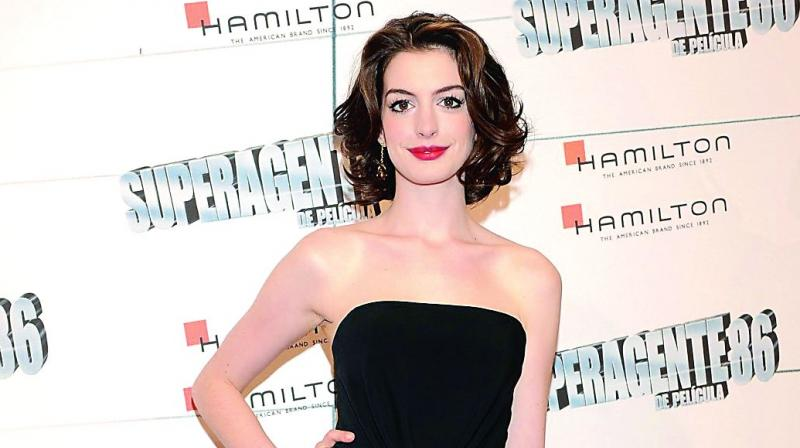Picture of Anne Hathaway used for representational purposes only.