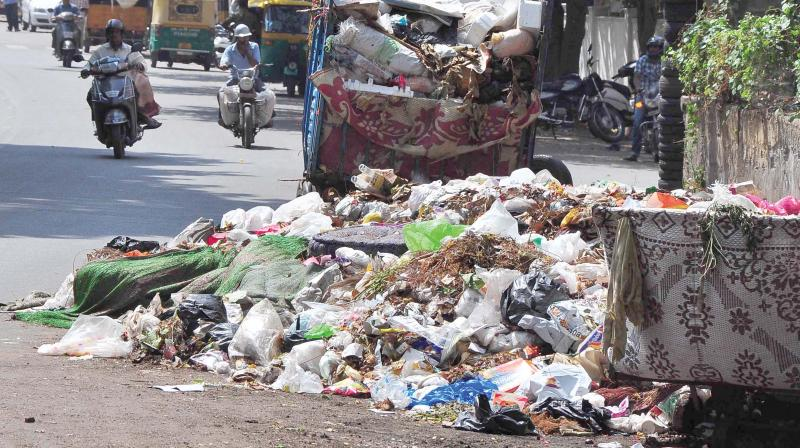 Currently animal waste is being mixed with wet waste and hence the processing does not achieve the desired effect.