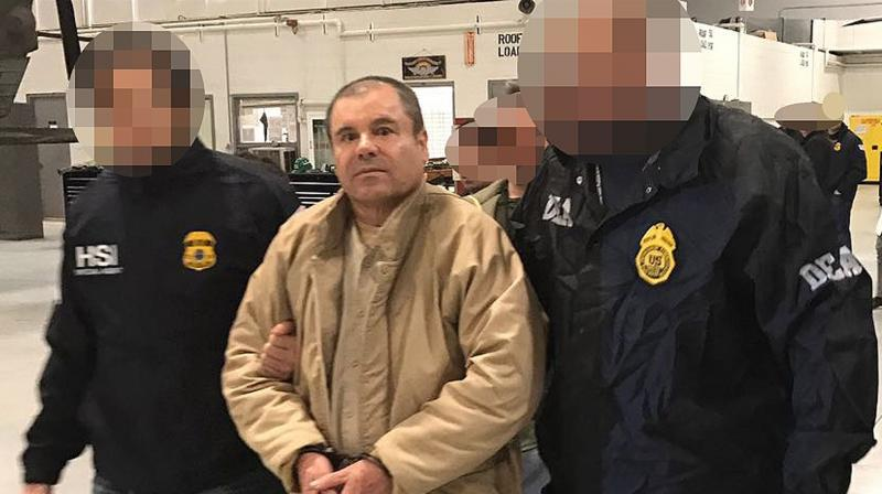 A former El Chapo associate said during the trial that the drug kingpin lived a lavish lifestyle in the 1990s. (Photo: AFP)