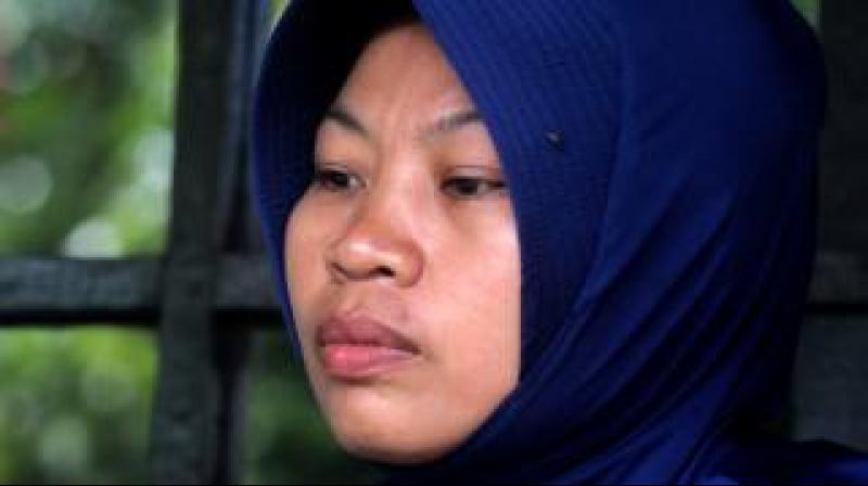 Baiq Nuril Maknun found guilty of violating strict anti-pornography laws. (Photo: AFP)
