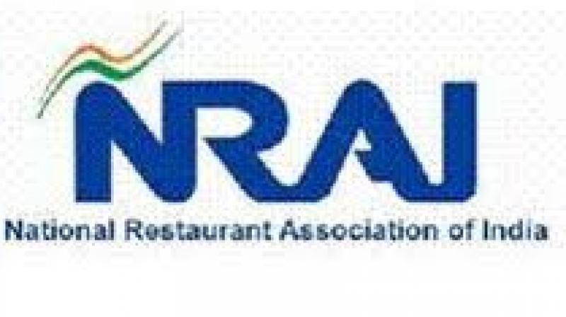 National Restaurant Association of India logo