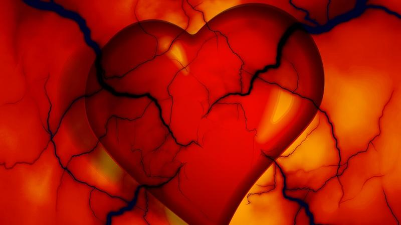 Myocardial infarction is the main cause of heart failure, a condition that now affects over 23 million population in the world. (Photo: Representational/Pixabay)