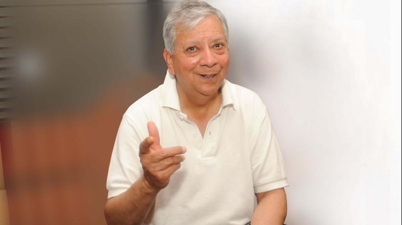 Vijay Singh (Photo: A.V. Muzafar)