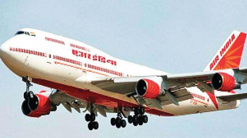 Air India will introduce red-eye flights with fares lower than the normal fares.