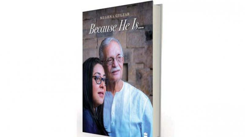 Because He Is...by Meghna Gulzar HarperCollins, Rs 2,499
