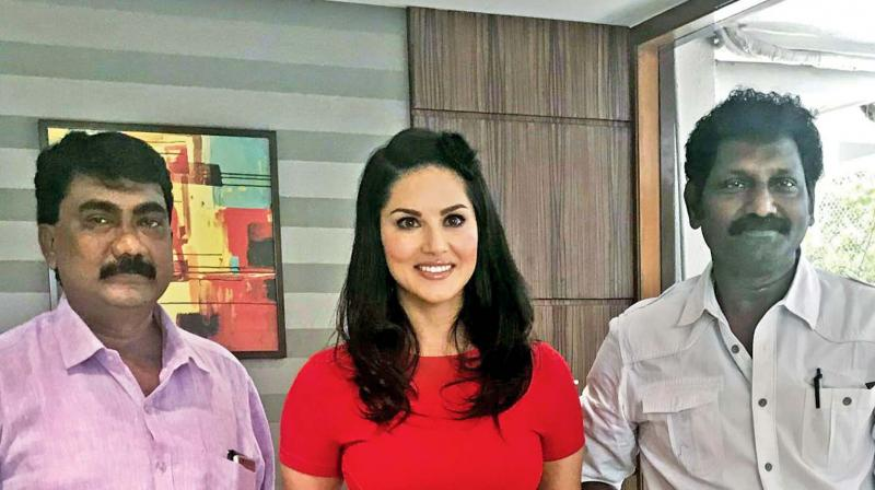 Sunny Leone signs multi-lingual period film