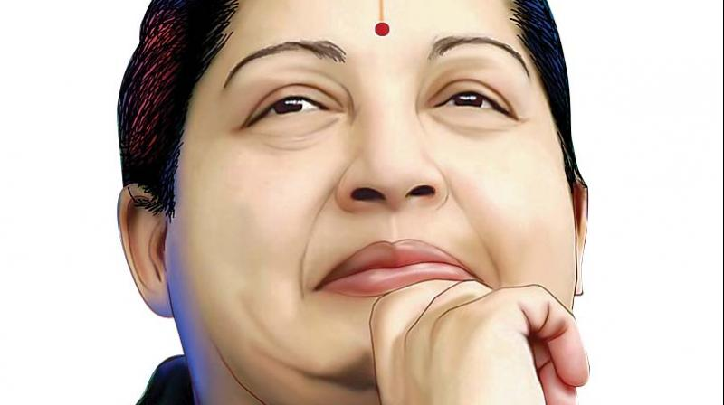 Tribues paid to Jaya on her first death anniversary