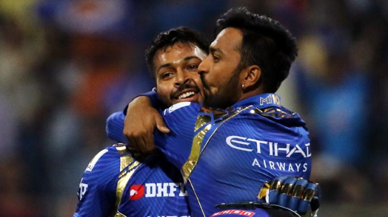 Here's what Hardik Pandya promised brother Krunal before