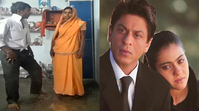 TikTok couple vs Bollywood Jodis. (Photo: Facebook/Instagram)