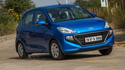 Hyundai is offering a cumulative discount of Rs 95,000 on the Grand i10 and Xcent.