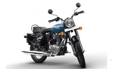The new colour options are based on the Royal Enfield Bullet 350 and Bullet 350 ES.