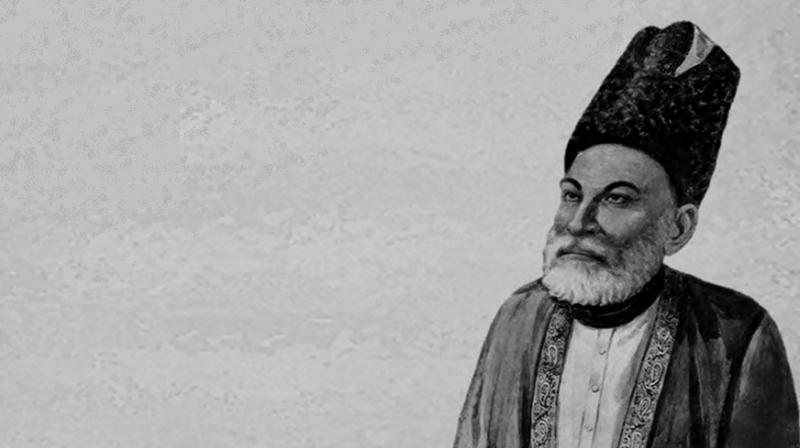 "In ""The Evolution of Ghalib"" author Hasan Abdullah describes Ghalib's life history and brings out his persona and situates his work in time and space."