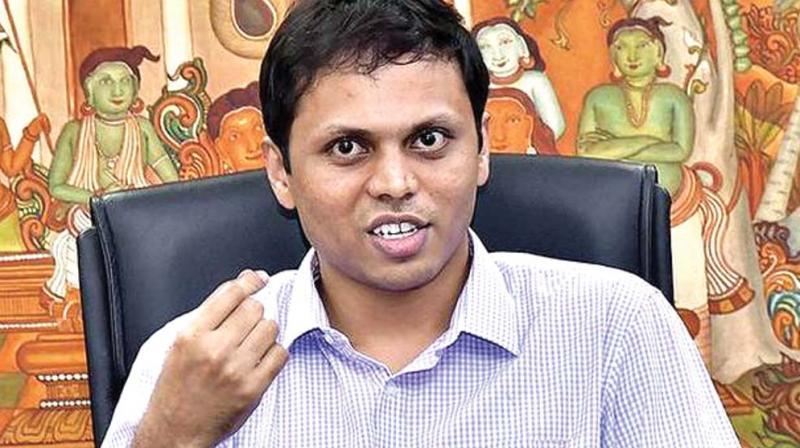 Seeram Sambasiva Rao.