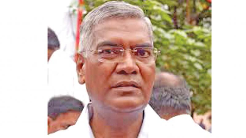 It should be condemned and appropriate action should be taken against the attacker,' CPI National secretary D Raja told PTI. (Image: File)