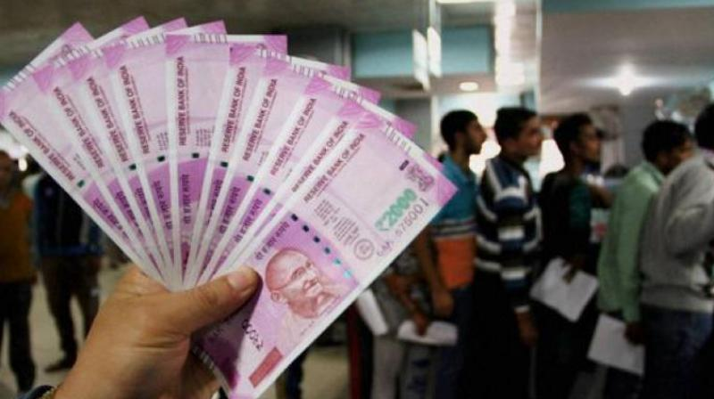 Last month, the RBI had issued a notification saying that the withdrawal limit of cash from savings bank accounts will be relaxed to Rs. 50,000 from February 20 and there would be no restrictions from March 13.