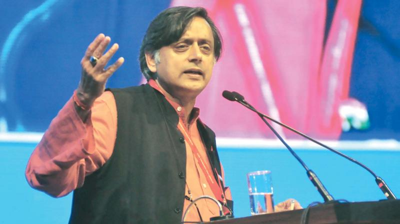 Speaking at the ongoing Jaipur Literature Festival, the 61-year-old Member of Parliament said there was a dire need for Hindus to stand up and recognise what was being done 'in their name' and speak out against it. (Photo: DC/File)