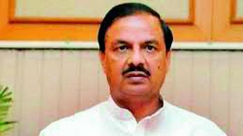 During a debate, union tourism minister Mahesh Sharma advises women and foreign tourists not to wear skirts and to refrain from going out alone at night in small towns.