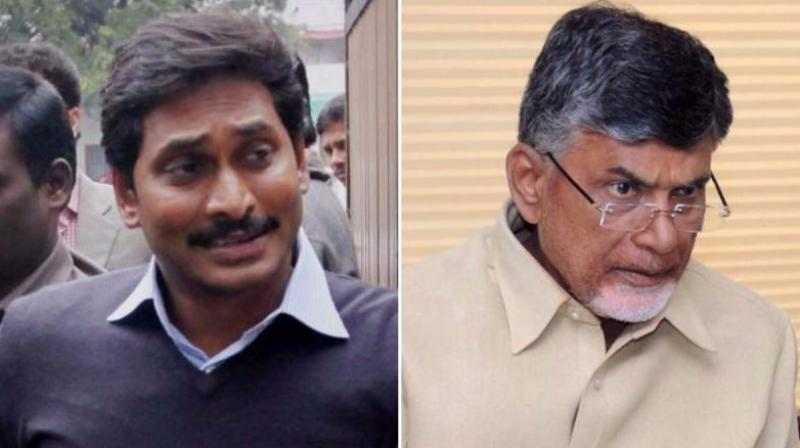 N. Chandrababu Naidu, and Opposition leader Mr Y.S. Jagan Mohan Reddy will celebrate Sankranti at Chandragiri constituency in Chittoor district.