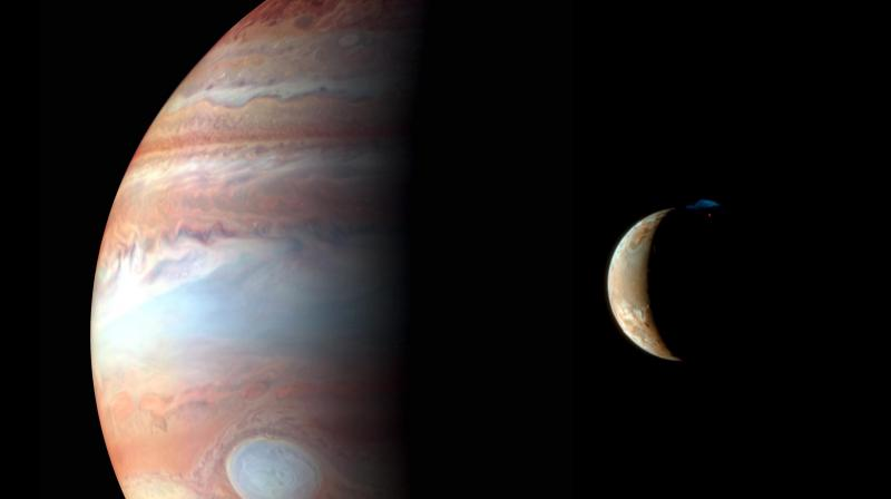 Of Jupiter's 79 moons, 26 remain unnamed, including nine of the 10 new ones. (Photo: NASA)