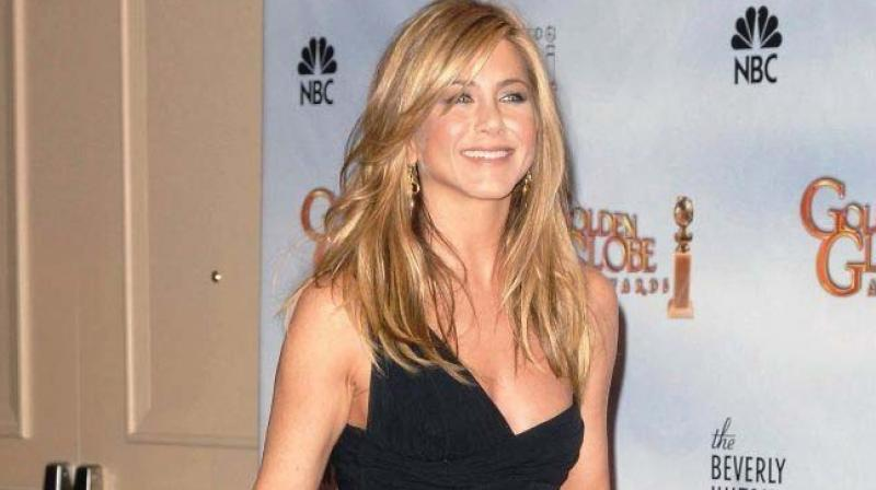 A picture of Jennifer Aniston used for representational purposes only