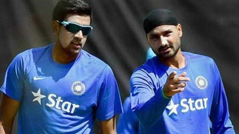 Former India stumper Farokh Engineer has criticised ex-Test off spinner Harbhajan Singh for his critical comments on Ravichandran Ashwin's performance as his successor in Australia during the recent four-Test series won by the visitors. (Photo: PTI)