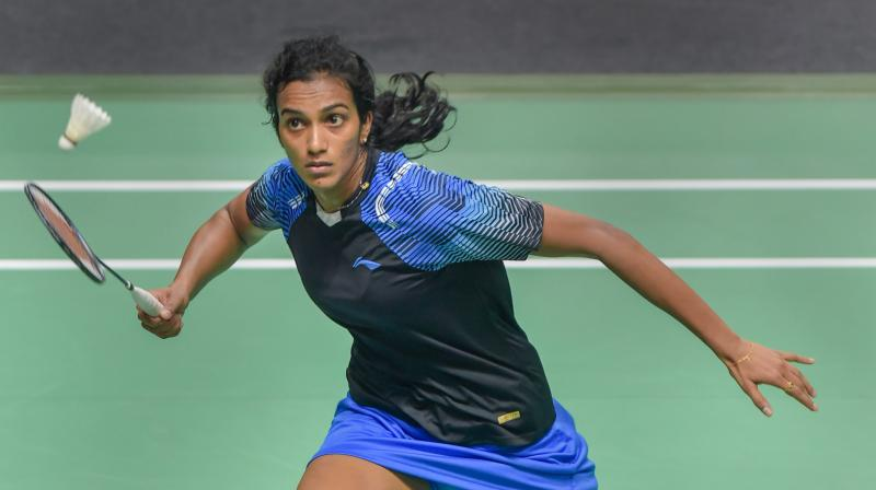 "Sindhu further said the All England Badminton Championship is one of the biggest events and it ""would not be easy"" for any top player to win the title.(Photo: PTI)"
