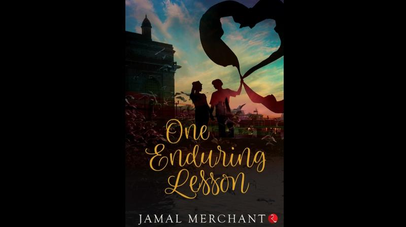 Priced at Rs 295, the 274 pager novel brings his protagonist Rahul Saxena to his Indian roots as he travels Mumbai and Amritsar extensively, to recreate a captivating journey.