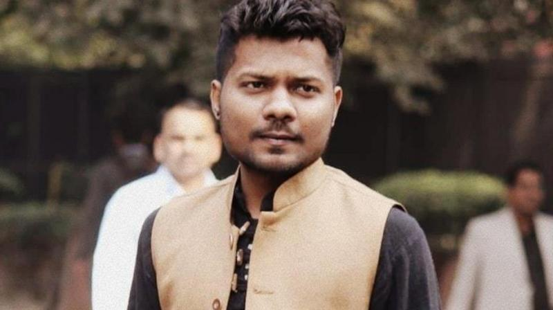 Kanojia was arrested after a complaint was filed alleging that he tried to 'malign' the Chief Minister's image.  (Photo: Facebook)