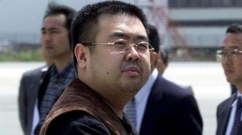 The Journal cited an unnamed 'person knowledgeable about the matter' for the report, and said many details of Kim Jong Nam's relationship with the CIA remained unclear. (Photo: AP)