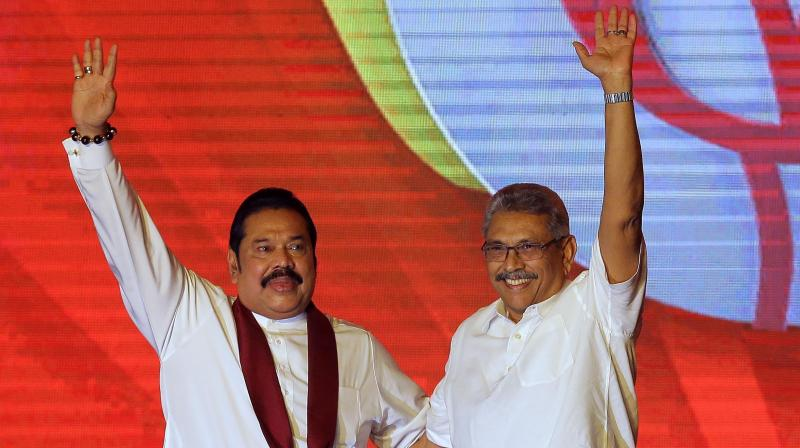 Two brothers led a decisive campaign that helped end island nation's three decade long civil war against LTTE. (Photo: AP)