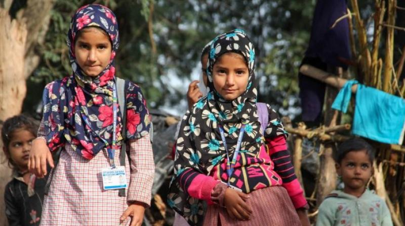 The Foreign Office in a statement said Pakistan reaffirms the right of every child to grow, learn, play and flourish with dignity. (Photo: Representational   PTI)