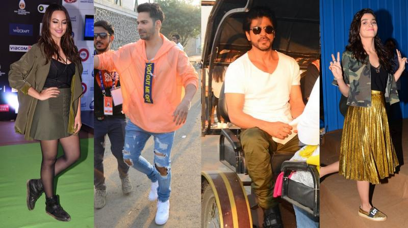 Bollywood A-listers made their enormous presence known at the star-studded Global Citizen Festival, which saw the likes of international acts like Coldplay and Jay-Z charm the audience. (Photo: Viral Bhayani)