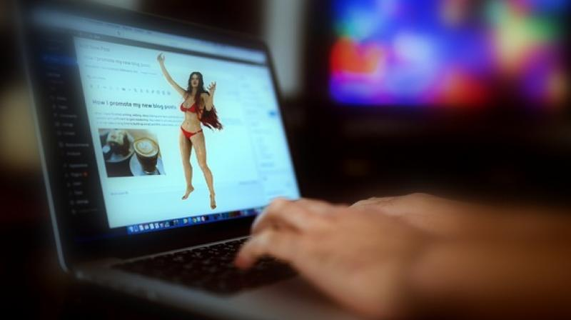 In a personal chat, the hackers said  that many pages share nude pictures of minors  aged five while several pages shared the photos of ex-girlfriends as revenge-porn.  (Representational image)
