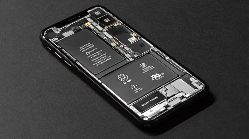 For starters, a flexible battery inside an iPhone can liberate more space for useful stuff, making phones more compact than before. (Representative Image: Pexels)
