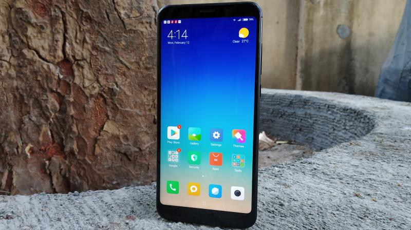 Redmi Note 5 gets iPhone X-like gesture navigation with MIUI
