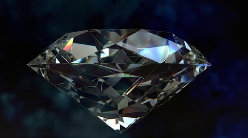 Diamonds are crystals of carbon that form beneath the Earth's crust in very old parts of the mantle. (Photo: Representational/Pixabay)