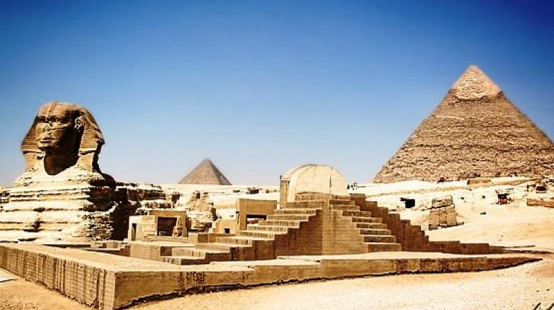 Tourism is a key sector in Egypt's economy and a major source of foreign revenue. (Photo: Representational/Pixabay)