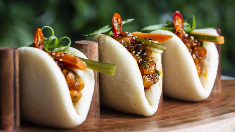 Cottage cheese bao. (Photo: File)