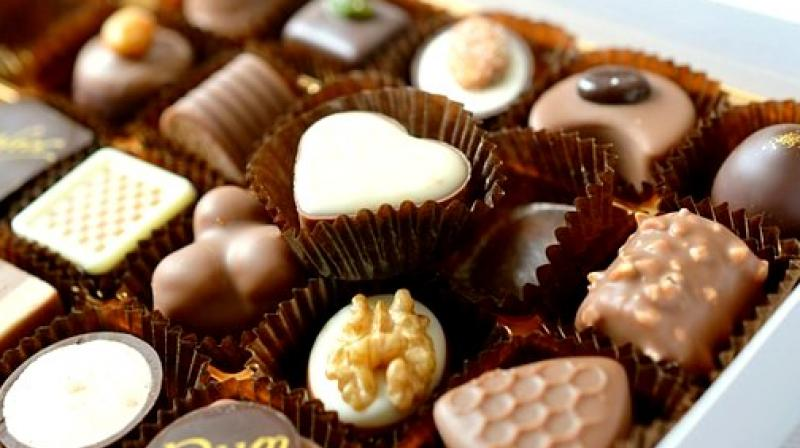 Consuming dark chocolate can help in reducing stress, which is much needed when you are at work. (Photo: Representational/Pixabay)
