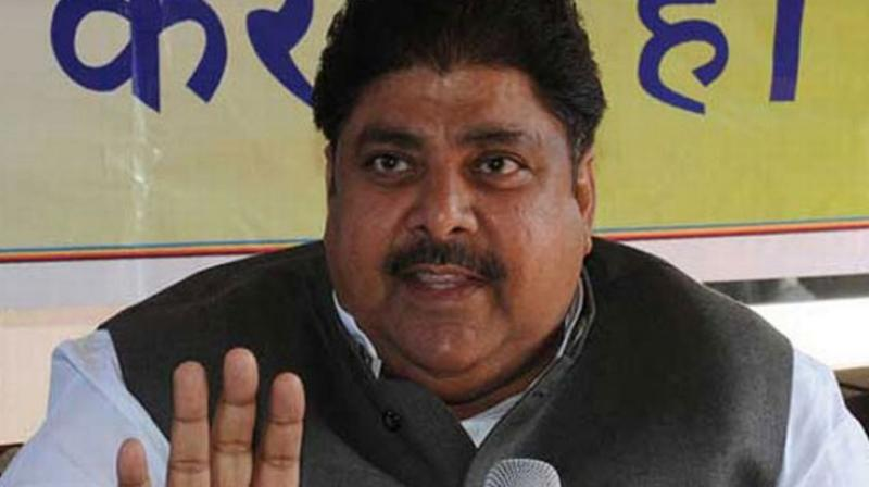 Abhay Chautala said he has done enough for Olympic sports in India to deserve the IOA Life President's post. (Photo: PTI)